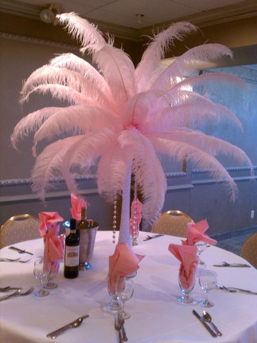 Sweet 16 Decorations and Centerpieces