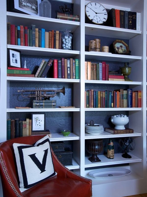 Awesome Tips For Keeping A Bookshelf Organized Nice Look
