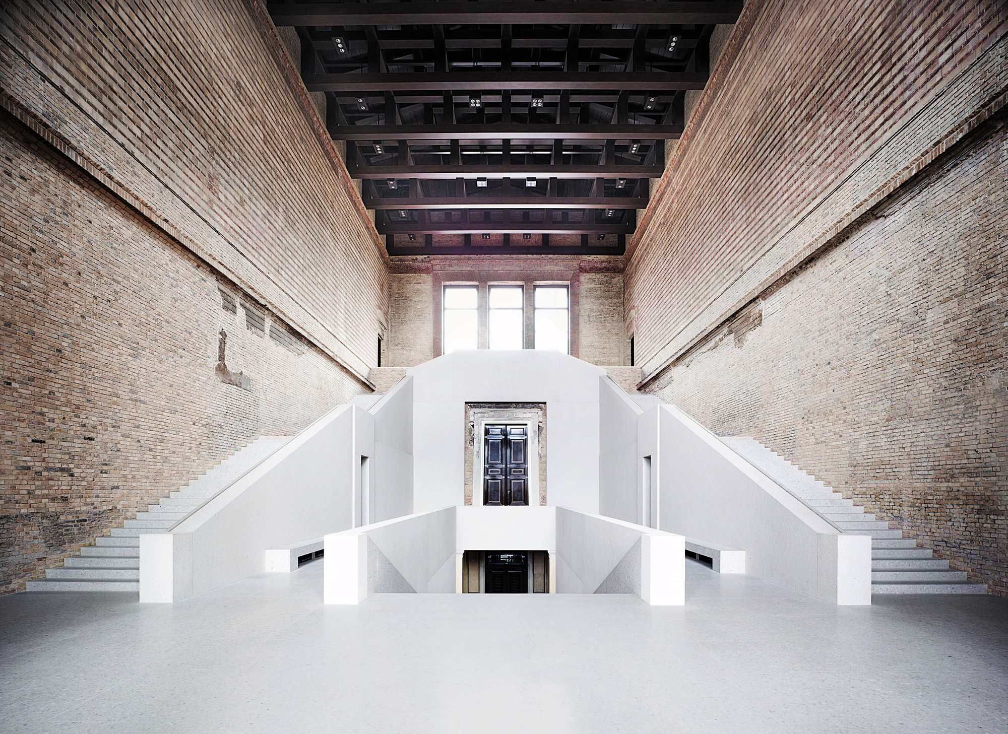Kontexte Praemium Imperiale Geht An David Chipperfield Neues Museum Berlin Museum Architektur Museum