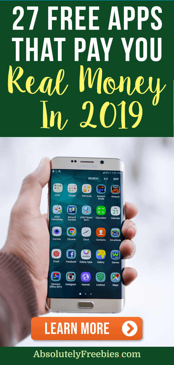 Install These Best Money Making Apps For Android And Iphone That Pay You Real Money And Extra Cash In Yo Apps That Pay You Apps That Pay Best Money Making Apps