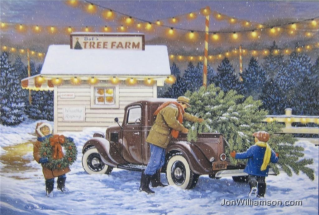 Farm Christmas Cards | www.imagenesmy.com