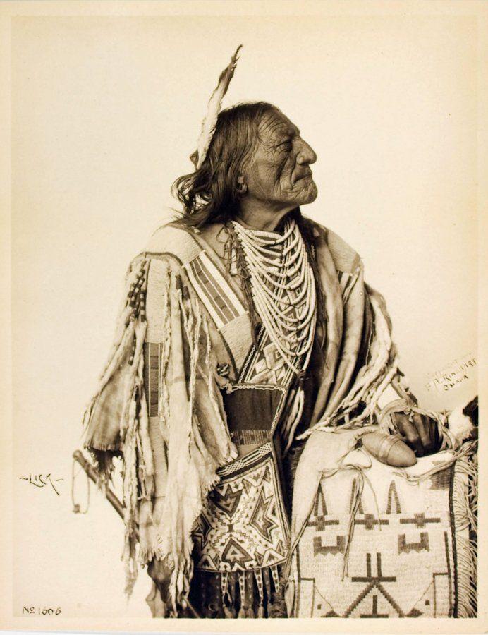 LICK, Oglala Lakota, 1899