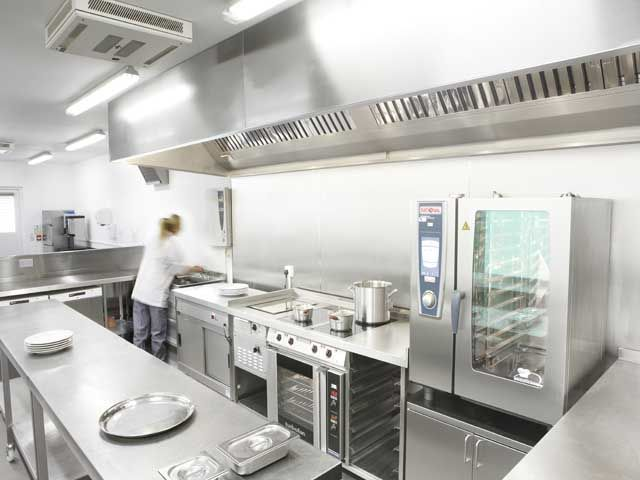 Commercial Kitchen Layout Drawings With Dimensions | Kitchens and ...