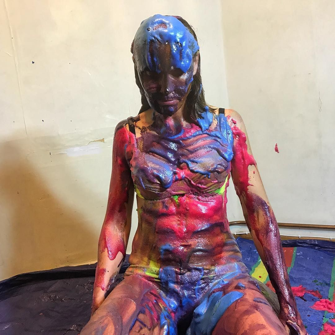 """Gunge, Mess, Mud And More (@messygunge) On Instagram: """"This Is Our Most Naughtiest And Sexiest"""
