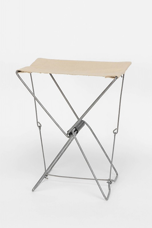 Camping Seat Nelson Lopez Architectes Atelier D Architecture Geneve With Images Camping Stool Camping Furniture Foldable Stool