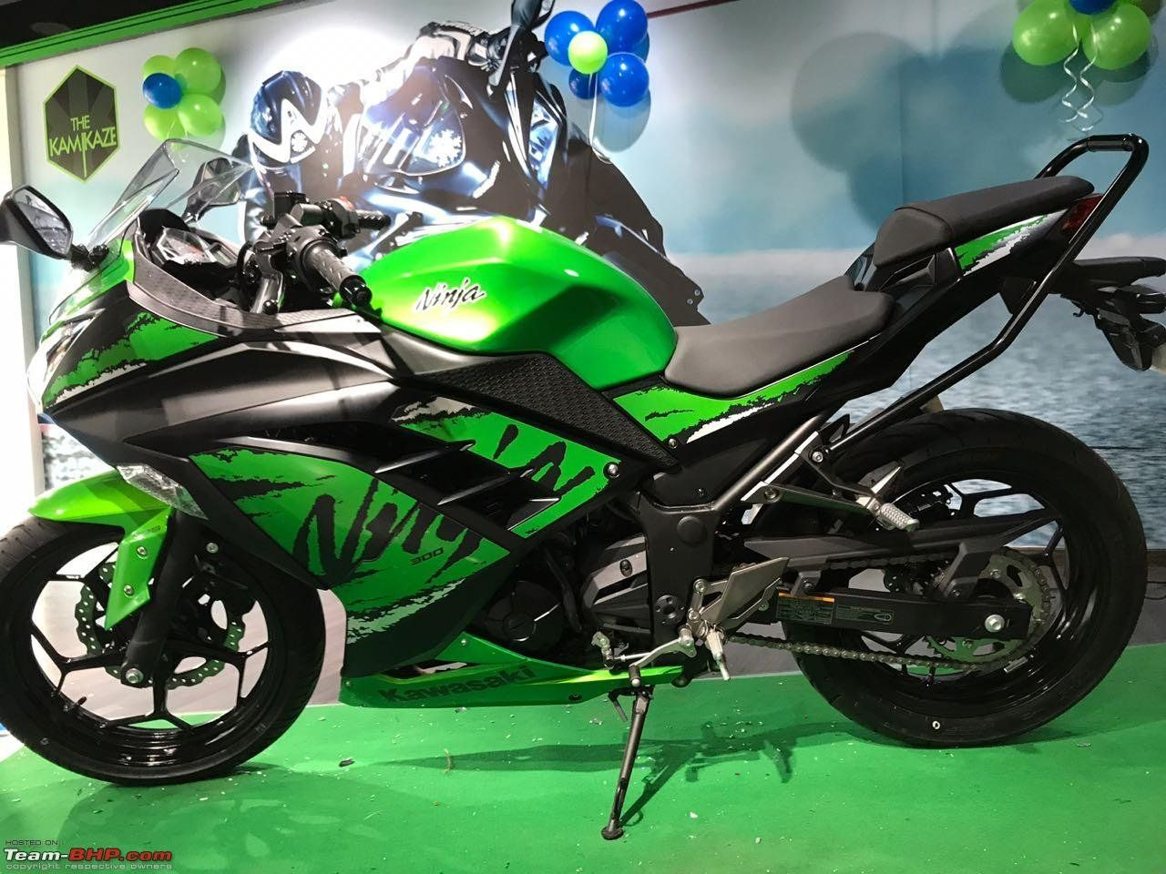 Kawasaki Ninja 300 Abs 2019 Performance From A Close Look The