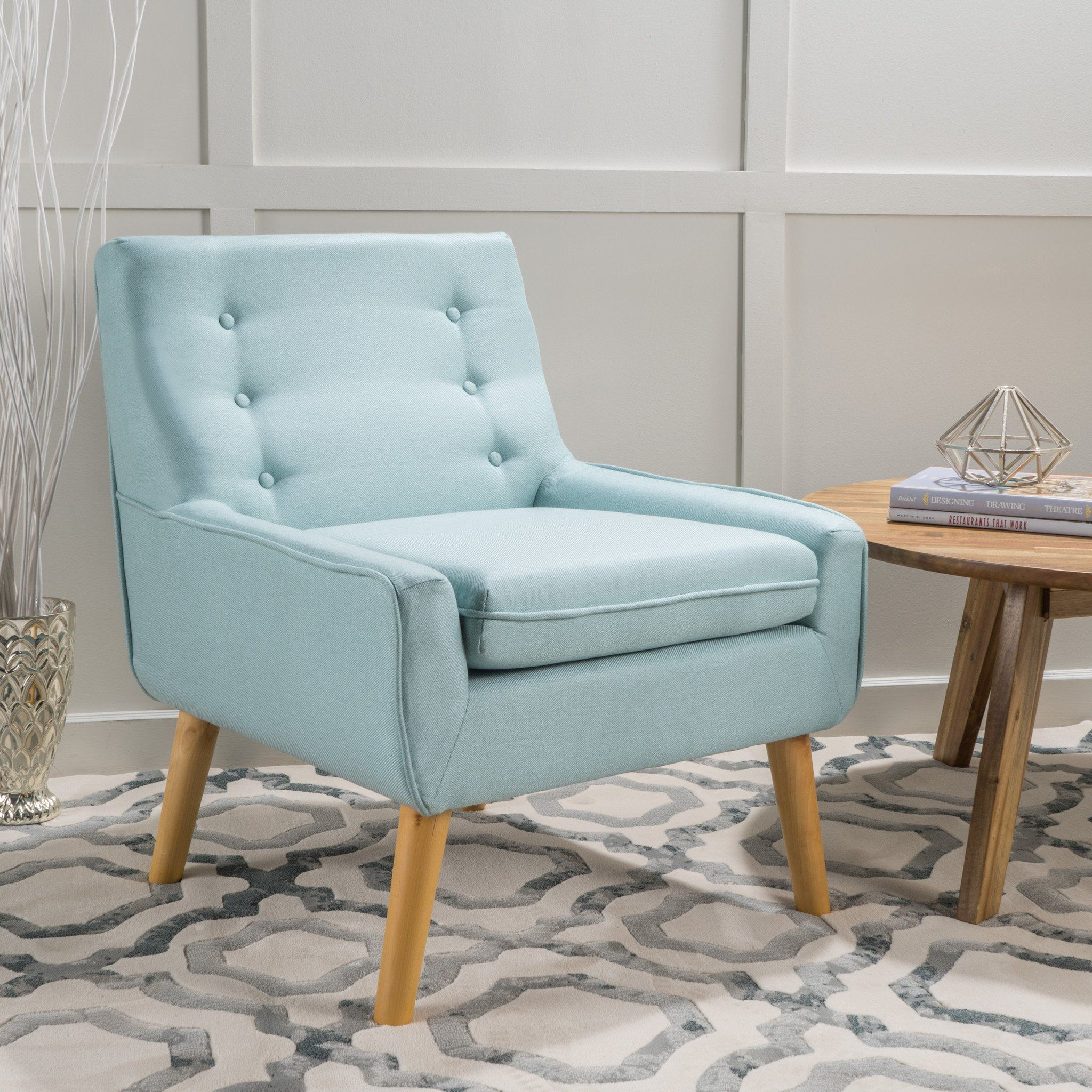 Best Brockston Mid Century Modern Accent Chair With Images 400 x 300