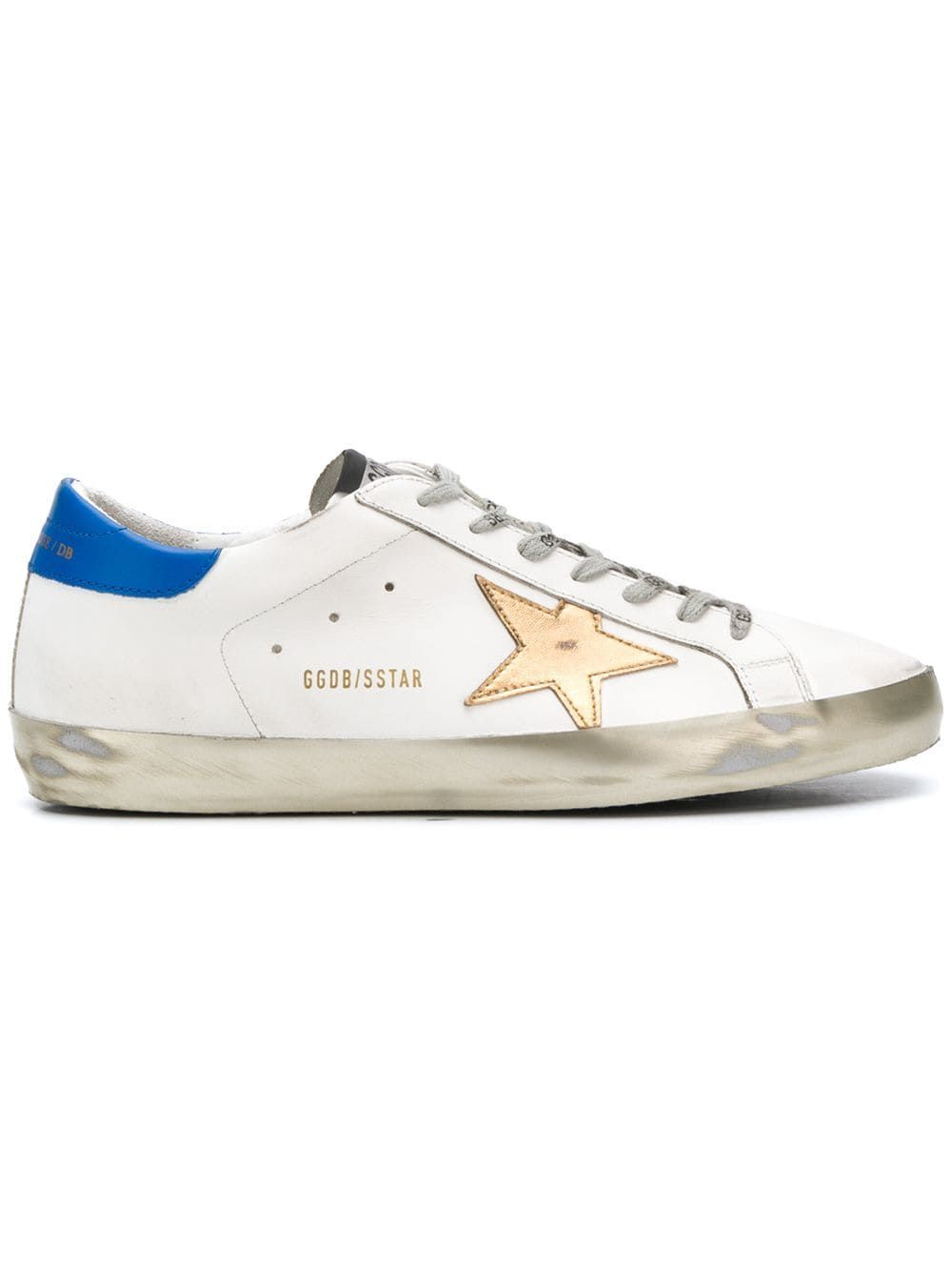 Golden Goose Superstar Sneakers In White Modesens Golden Goose Deluxe Brand Sneakers Sneaker Collection