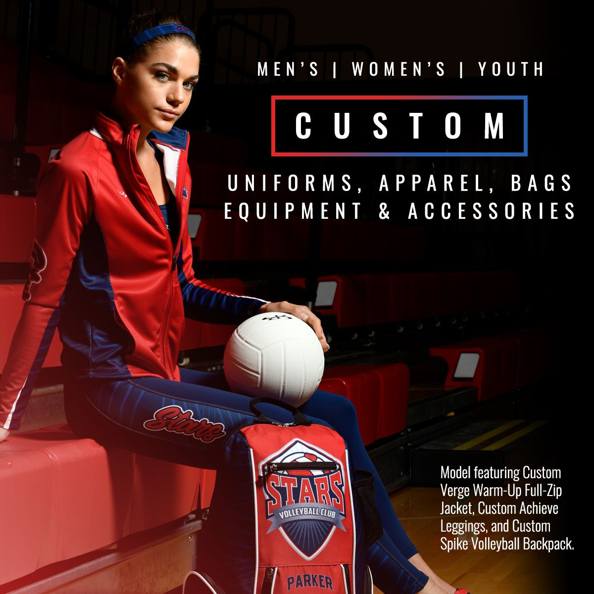 With Nearly Endless Options And Styles To Choose From Start Designing Your New Custom Gear Today Baseball Outfit Team Apparel Volleyball Gear