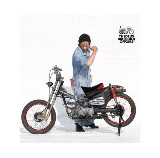 Deus Ex Machina Japan - Bike buildoff 2015 | 7seven