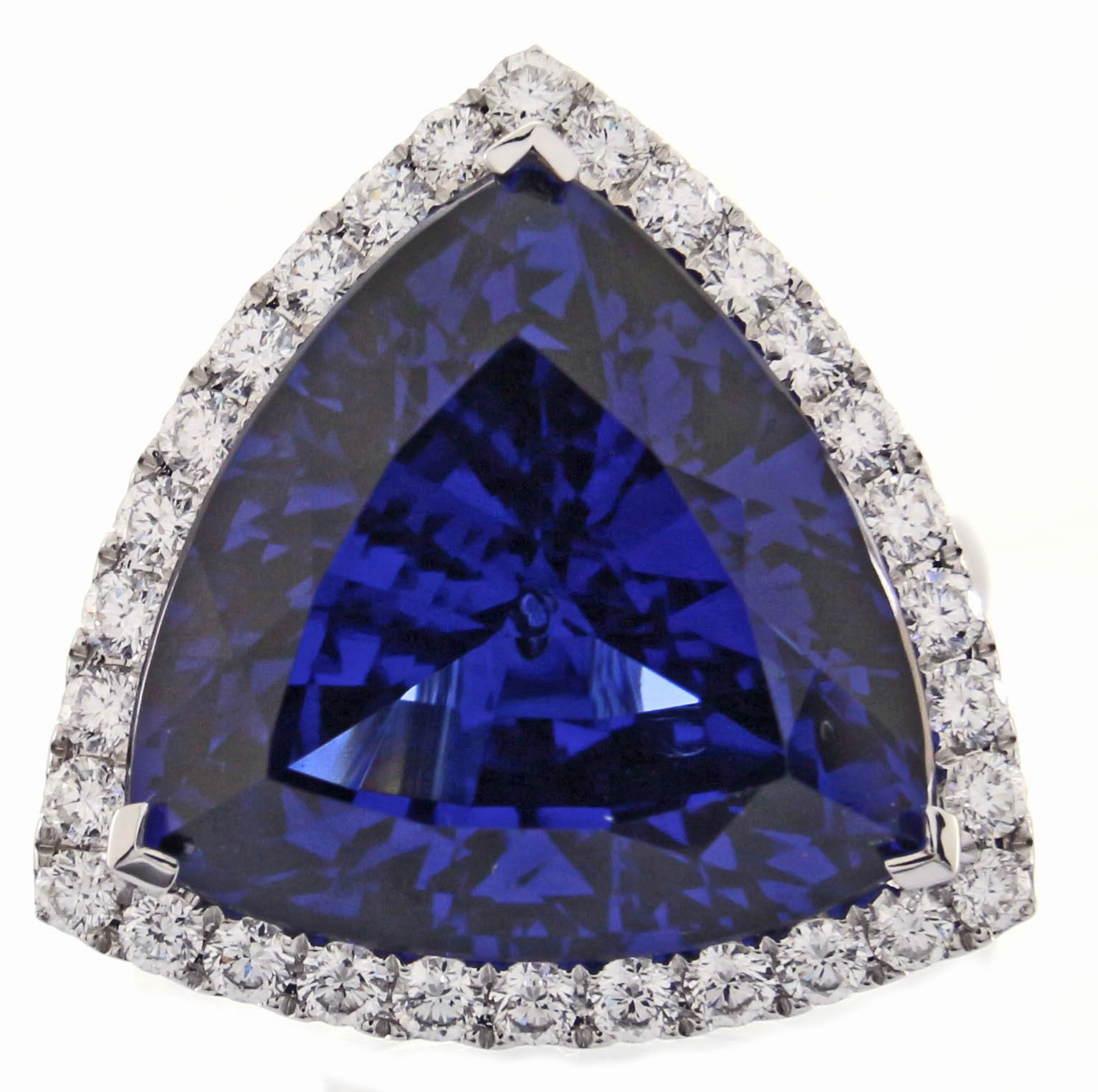 rings diamond top by beautiful gemstone like the royalty pin blue surrounded halos pave look with