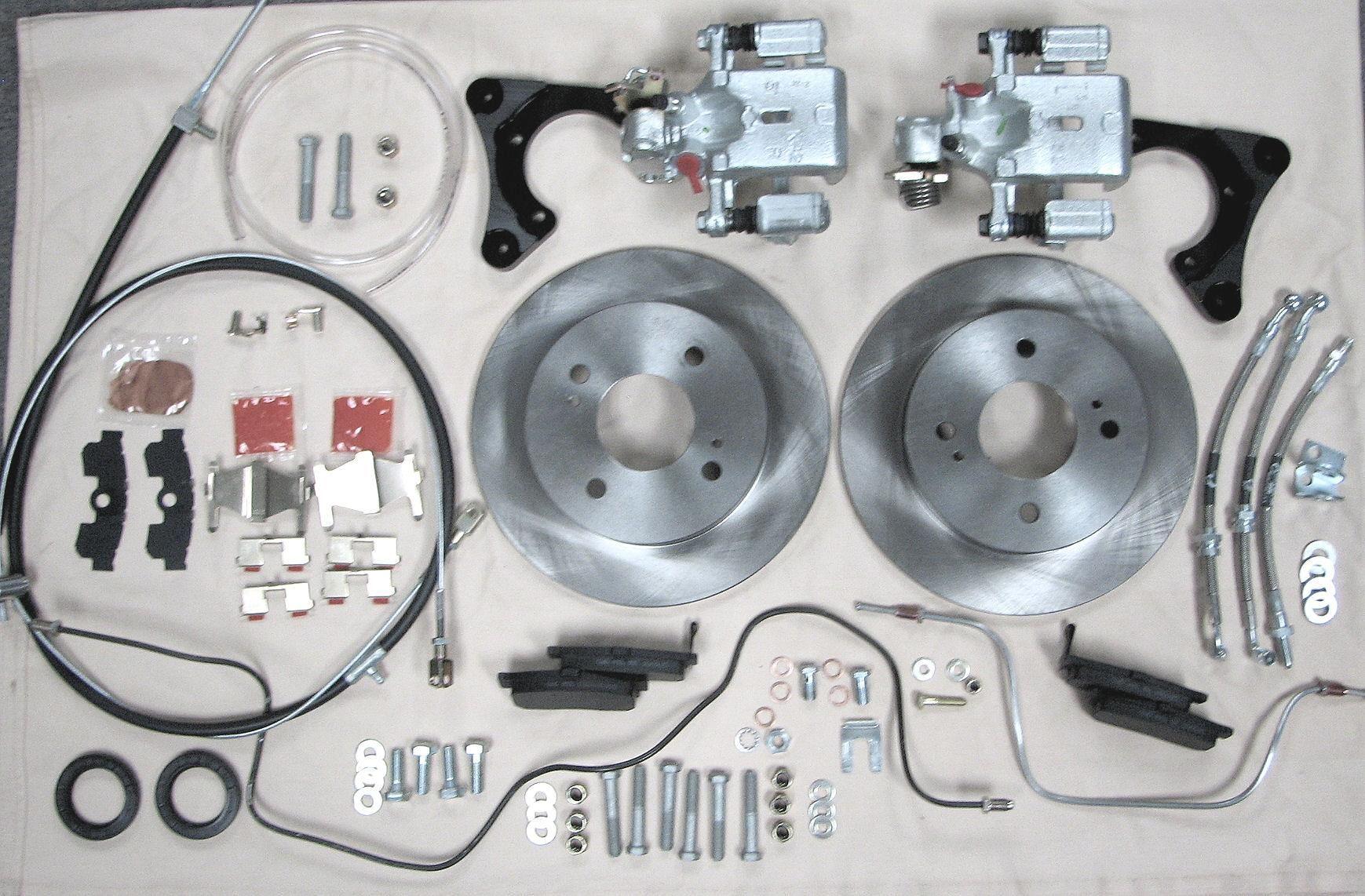 Mgb rear disc brake conversion kit