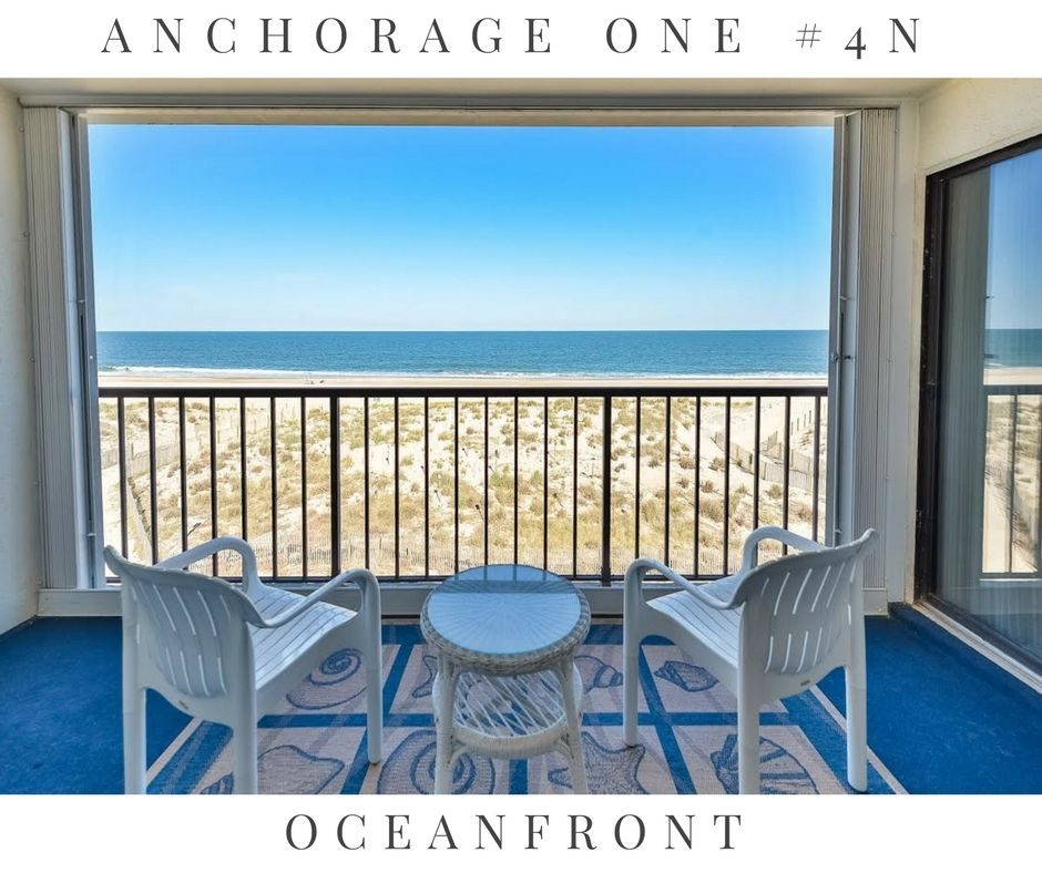 This 2 Bedroom 2 Bath End Unit Is Located In A Small Masonry Building Enjoy Direct Ocean Front Views And Watch The Sunrise From Your Ocean City Realty Ocean