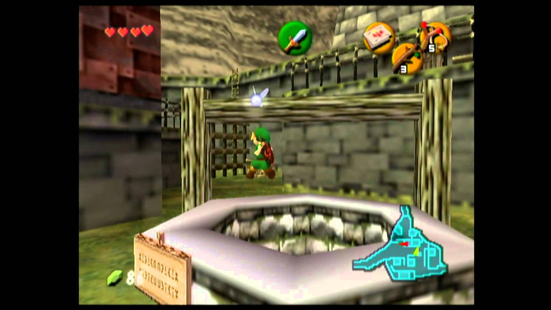 Zelda OoT Part 6 Kakariko das dorf der unbgrenzeten hüner