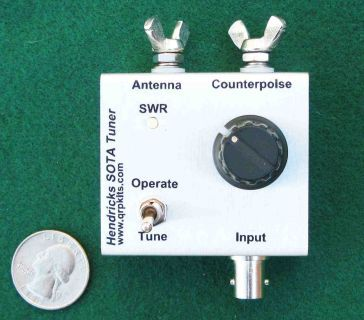 Building Things – QRP Gear: Dummy Load, Antenna Tuner and ...