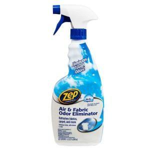 Zep 32 Oz Air And Fabric Odor Eliminator Zuair32 Odor Eliminator Cleaning Chemicals Cleaning