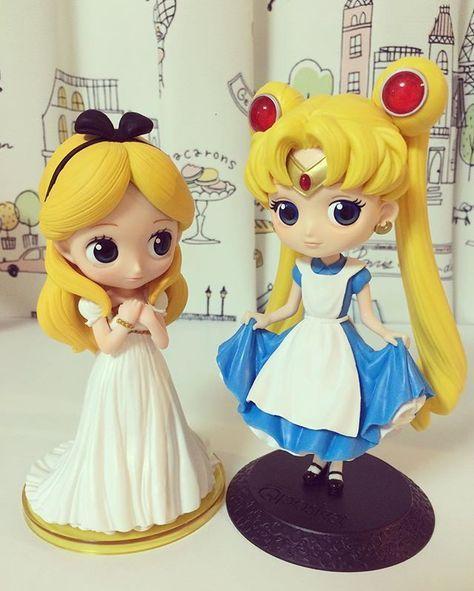 ✳︎ Alice ?? SailorMoon ✳︎ We are to feel that get more friends!!! アリス、しっくりきてる! #qposket #alice #SailorMoon #littlemermaid #mermaid #qposketdisneycharacters #qposketdisney #qposketdisneyprincess #disneyprincess #ariel #banpresto #craneking #namco #adores #game #japanesegame #disney #アミューズメント #アミューズメント専用景品 #ゲーセン #ゲームセンター #フィギュア #disneyfigure #kawaii #kawaiigirl #kawaiii #kawaiilove #cute #アリエル #alice #aliceinwonderland