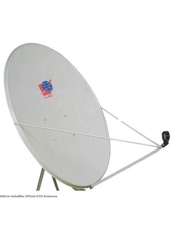Solid 120cm Satellite Offset Dth Antenna Antenna Dth Satellites