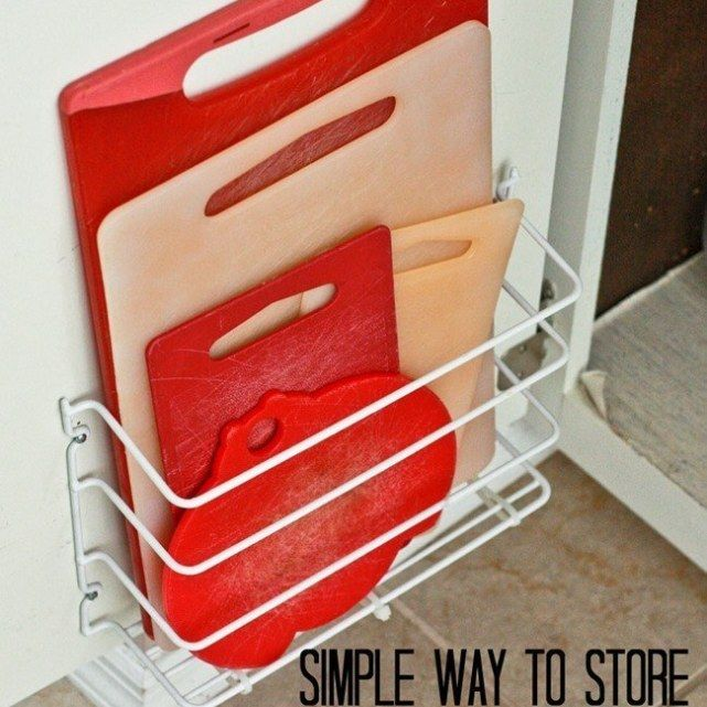 10 Dollar Store Organization Ideas for Your Kitchen images
