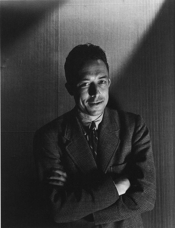 Sesil Biton Cecil Beaton Portraits Albert Camus Cecil Beaton Portrait