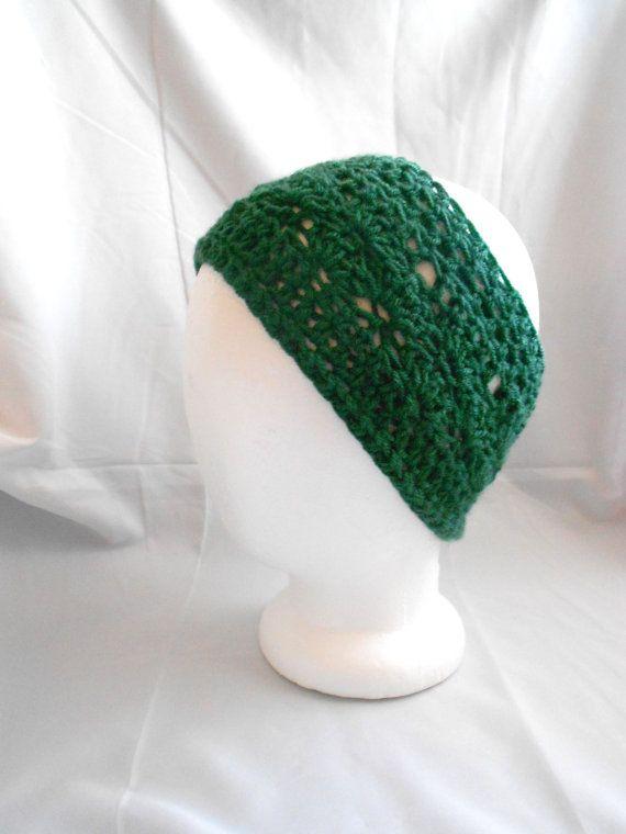 Ear-Warmer - Winter Headband - Women\'s Earwarmer - Crochet Ear ...