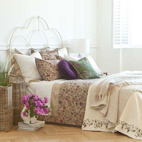 Cabecero Forja - Muebles Auxiliares - Cama | Zara Home España | Room ...