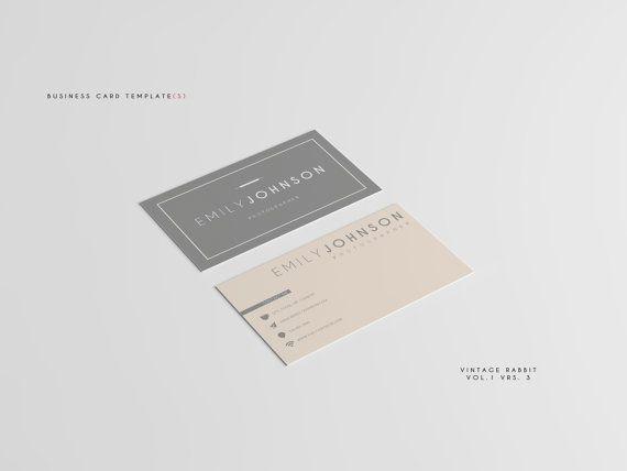 business card template printable business card design diy