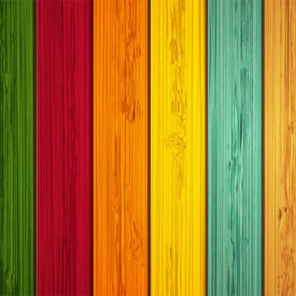 Coloured Wooden Planks | pattern | Pinterest | Plank, Wall décor and ...