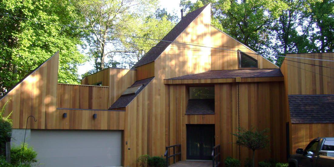 Clear T G Cedar Siding Home Buffalo Lumber House Siding Options Exterior House Siding Exterior Wall Cladding