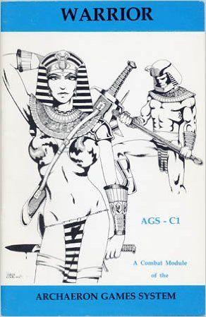 Warrior (Archaeron Games System): Wilf K. Backhaus, Jan Vrapcenak, Richard Fietz: Amazon.com: Books