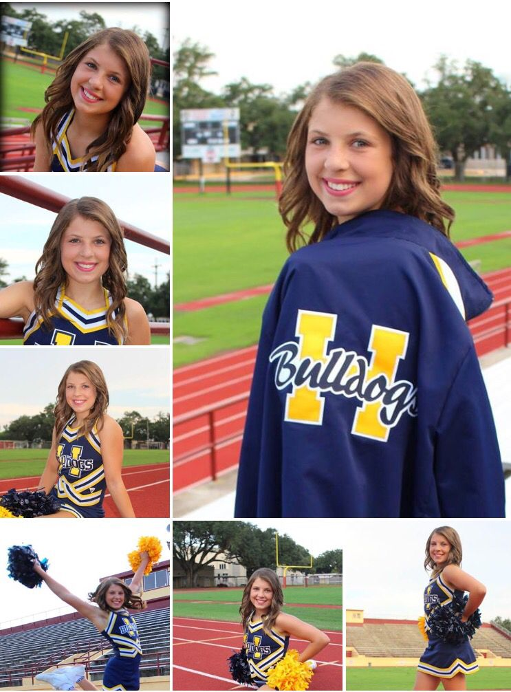 Cheerleader photos cheer poses football photography