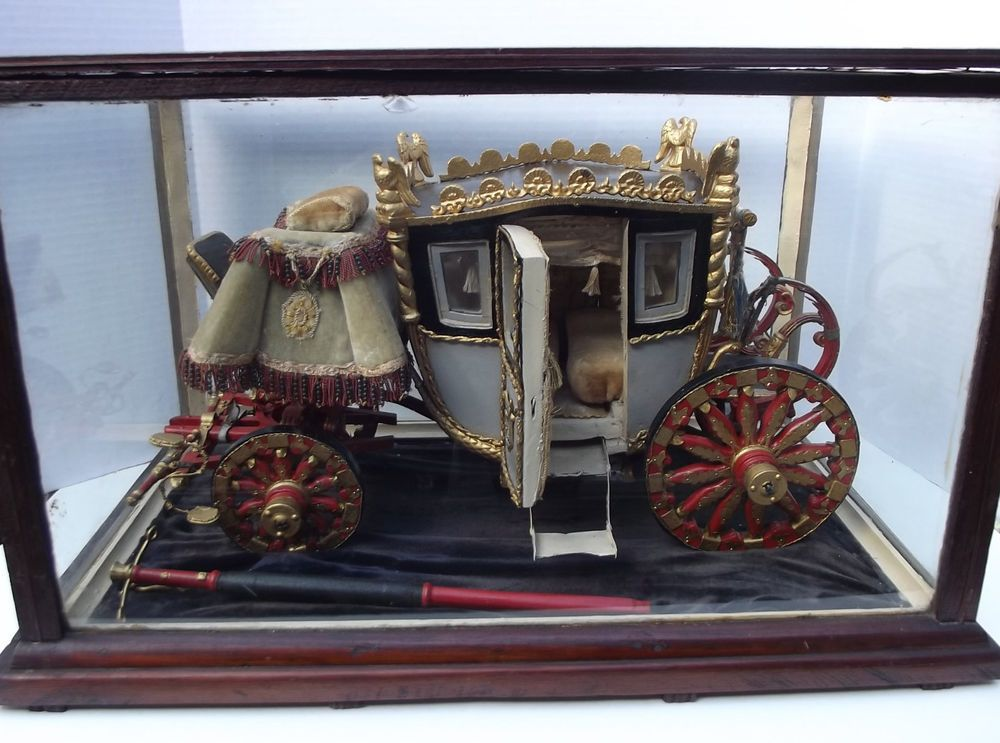Fisher Body Craftsman's Guild Coronation Coach Model with