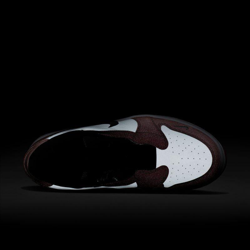 b218dc9f22cf5c Air Jordan 1 Retro Low Slip x Sheila Rashid Women s Shoe - Red ...