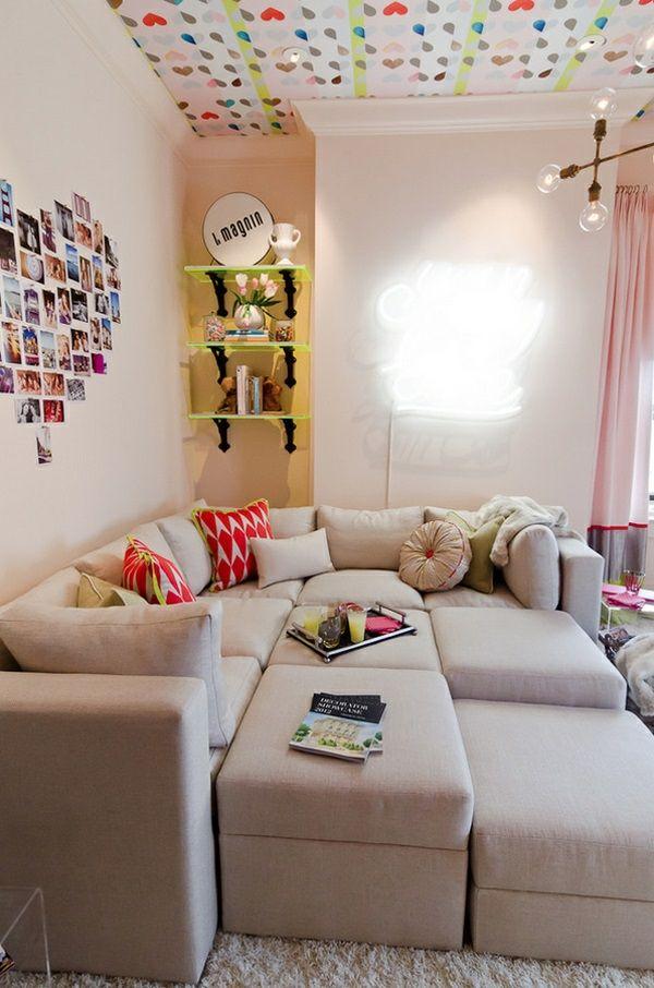 cool coole wohnideen für jugendzimmer und aufenthaltsraum für, Schlafzimmer design