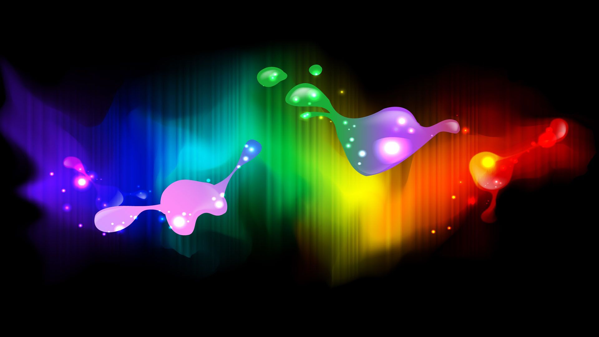 Explore Rainbow Colours Neon Colors And More