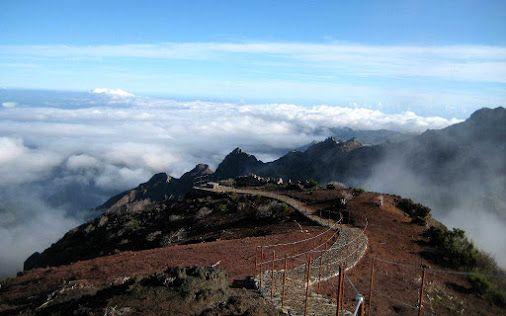 Image result for pico ruivo madeira