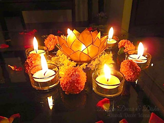 Design Decor Disha Diwali Ideas
