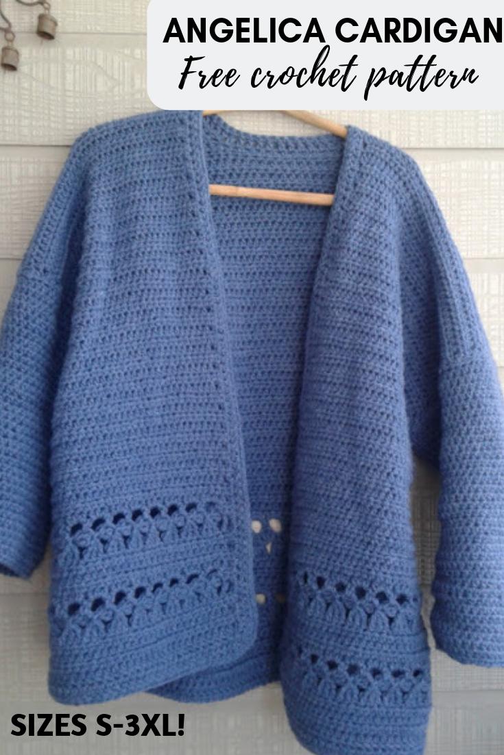 e2cc4b721ac7d Angelica Cardigan—Free Crochet Pattern -