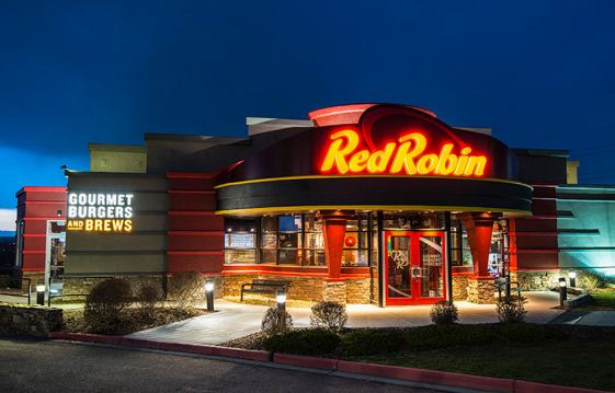 Red Robin Survey At Www Redrobinlistens Com Are You Interesting To Go At Red Robin Restaurant Then Go Red Robin Restaurant Restaurant Exterior Gourmet Burgers