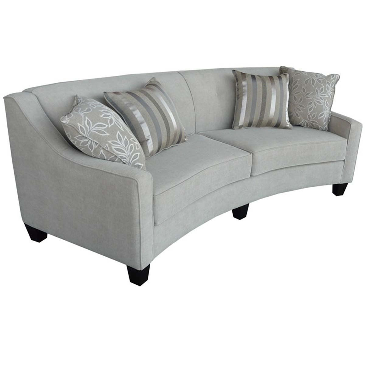 Come On In Quickly To See All The Brand New Never Been Shown Items Free Cookies And Drinks For The Adults And A Kids Room Curved Sofa Custom Sofa Curved Couch