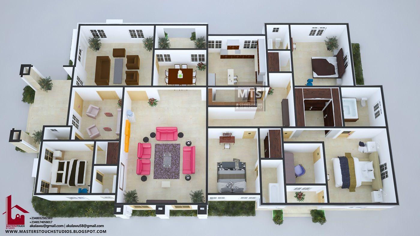 1 New Message Bungalow Floor Plans Bungalow House Plans Bedroom House Plans