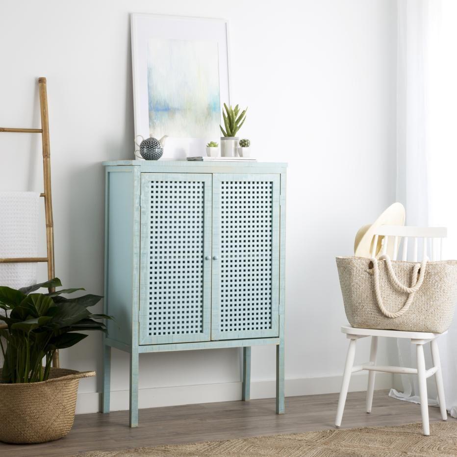 Nordic armario mueble auxiliar pinterest muebles - Banak importa recibidores ...