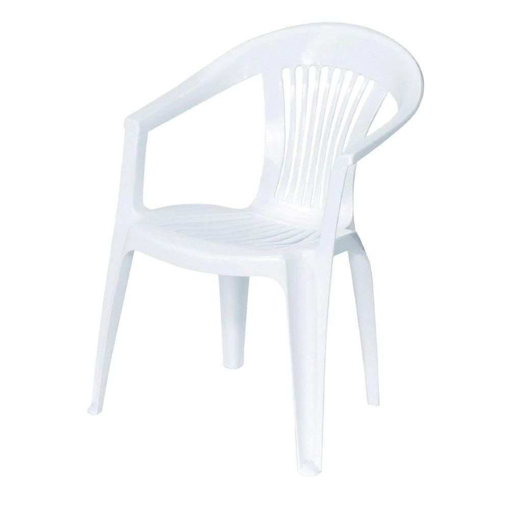Us Leisure Backgammon Patio Chair 232981 The Home Depot 10 Spray Paint Bright Colors Plastic Patio Chairs Patio Chairs Outdoor Dining Chairs