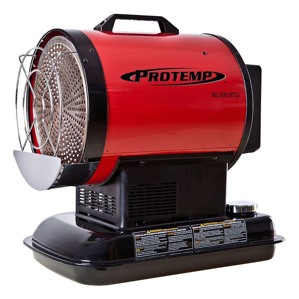 Industries Portable Air Heater 20 lb propane tank