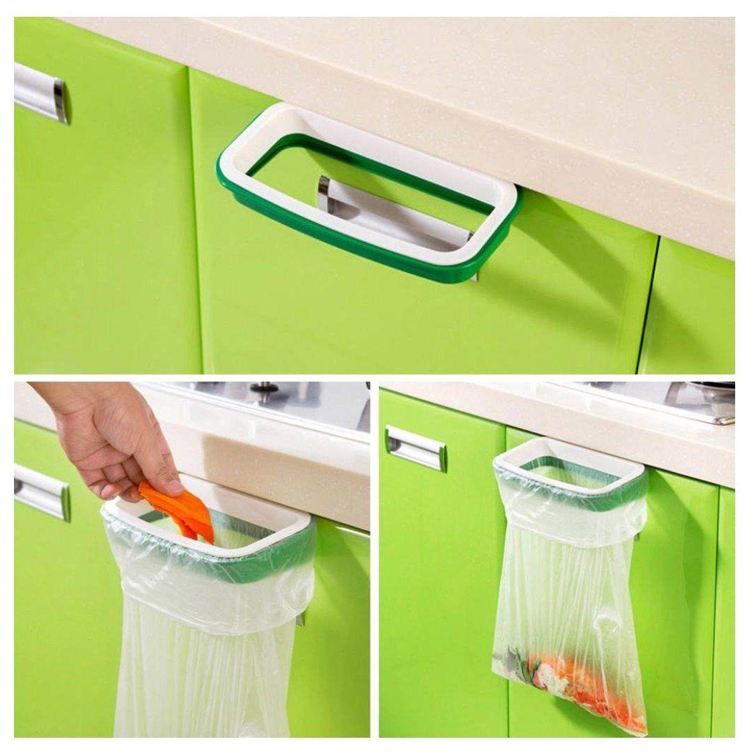 Malloom® Hanging armario cocina gabinete puerta posterior del ...