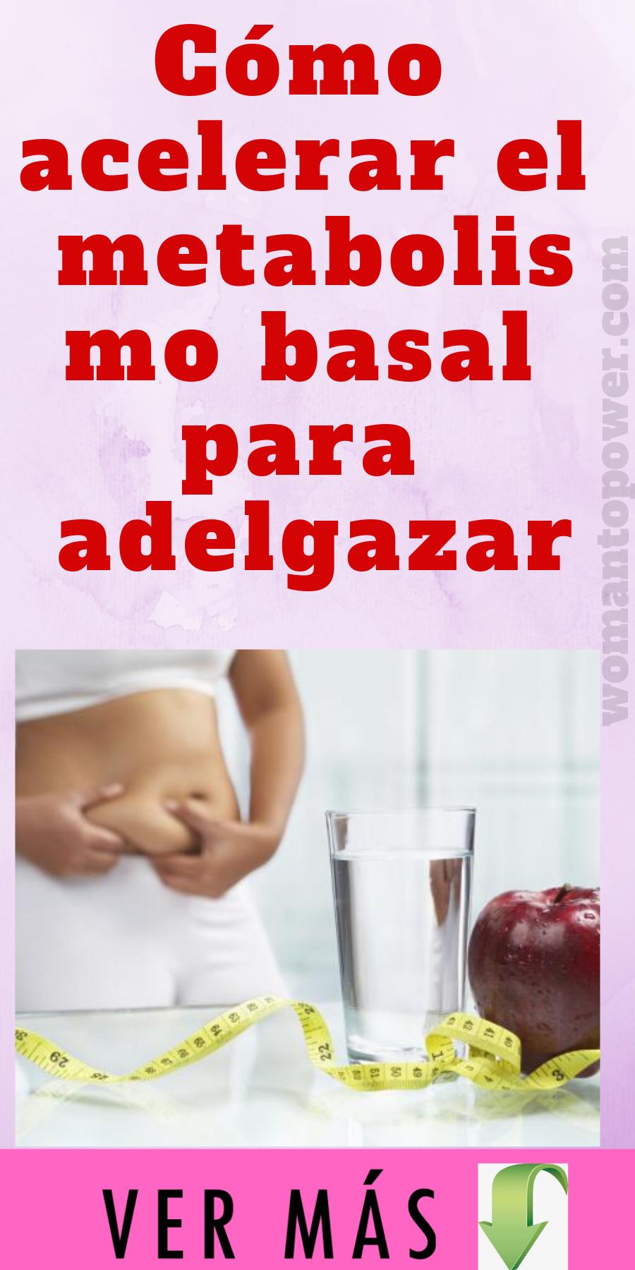 ejercicios para activar el metabolismo basal