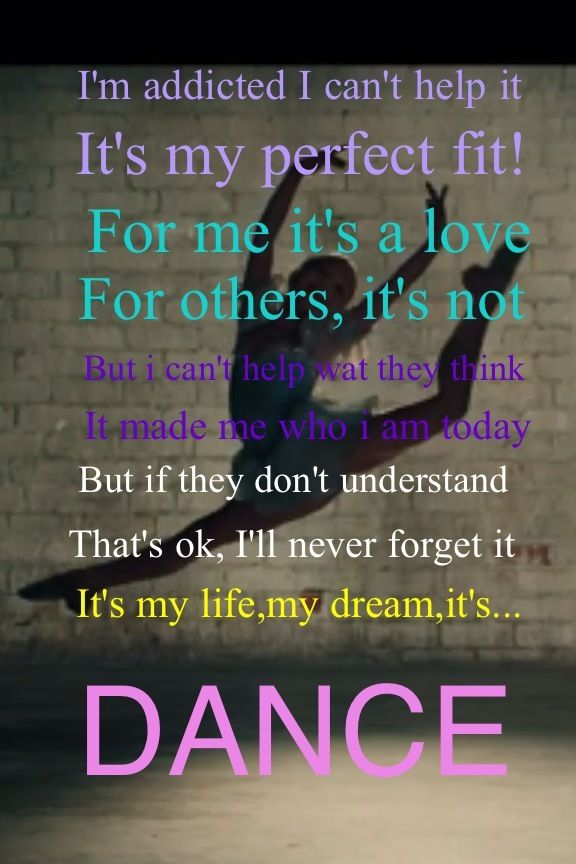 Great Dance Quotes And Sayings With Images Dance Quotes Dance