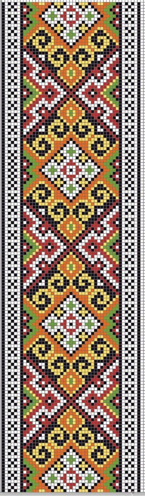 Tutoriales y DIYs: Patrón gratis - Cenefa para tejer a dos agujas ...
