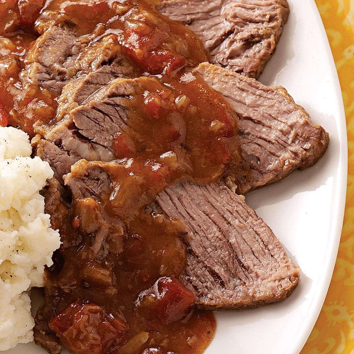 Bohemian Pot Roast Recipe Pot Roast Sunday Dinner Recipes Recipes