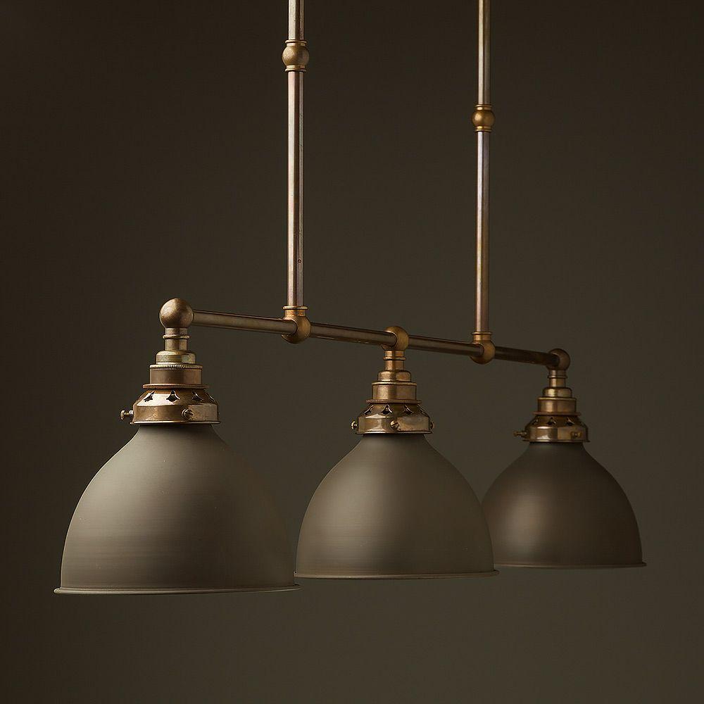 Super Antique Brass Edison Billiard Table Light Light Billiard Interior Design Ideas Tzicisoteloinfo